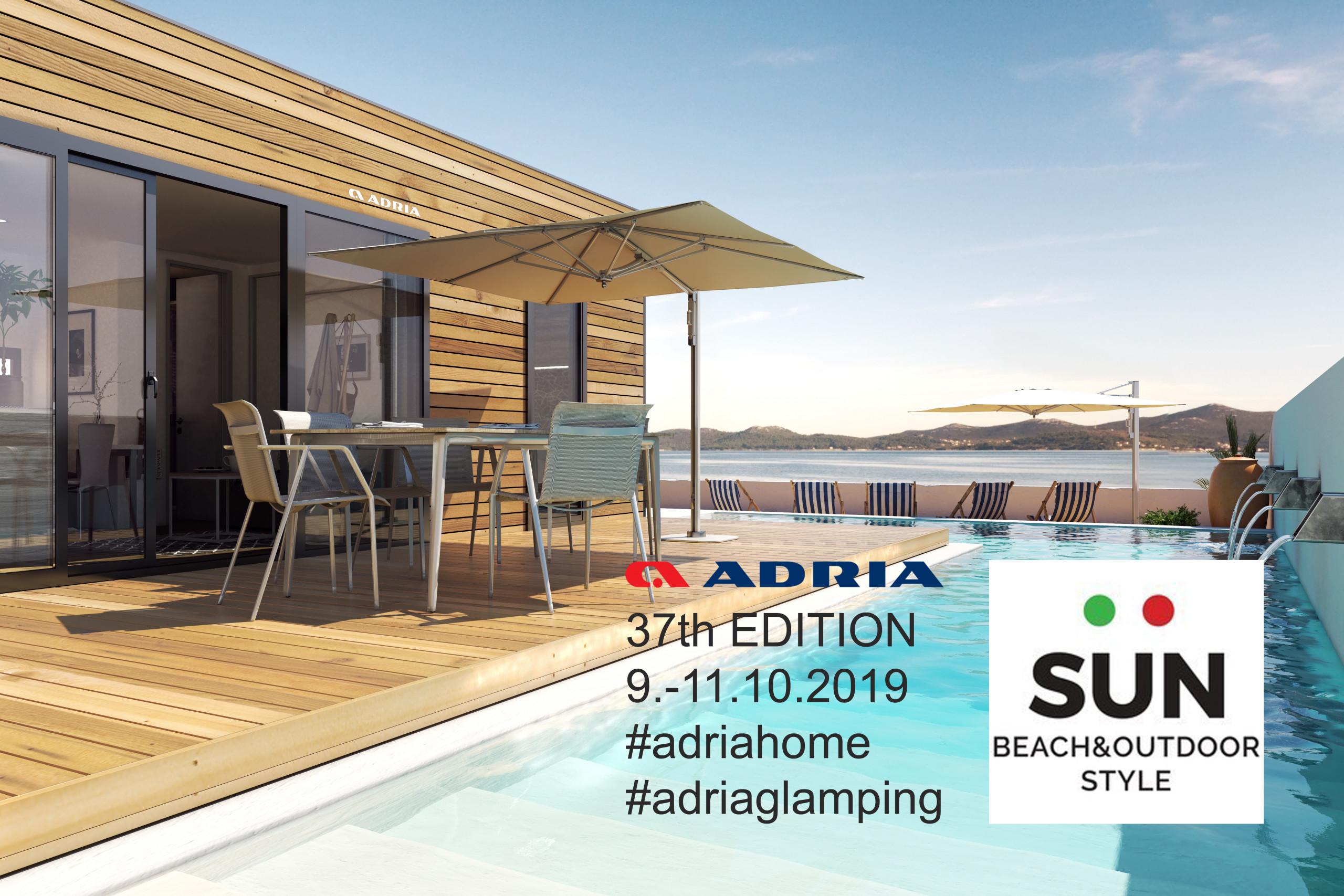 Adria Home at SUN 2019